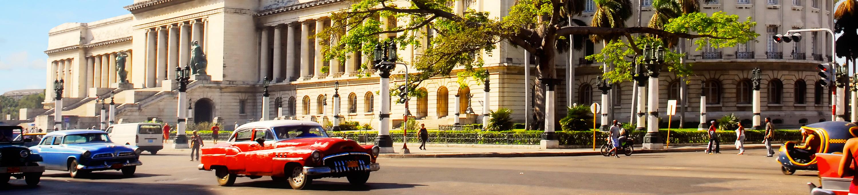 Les villes de Cuba