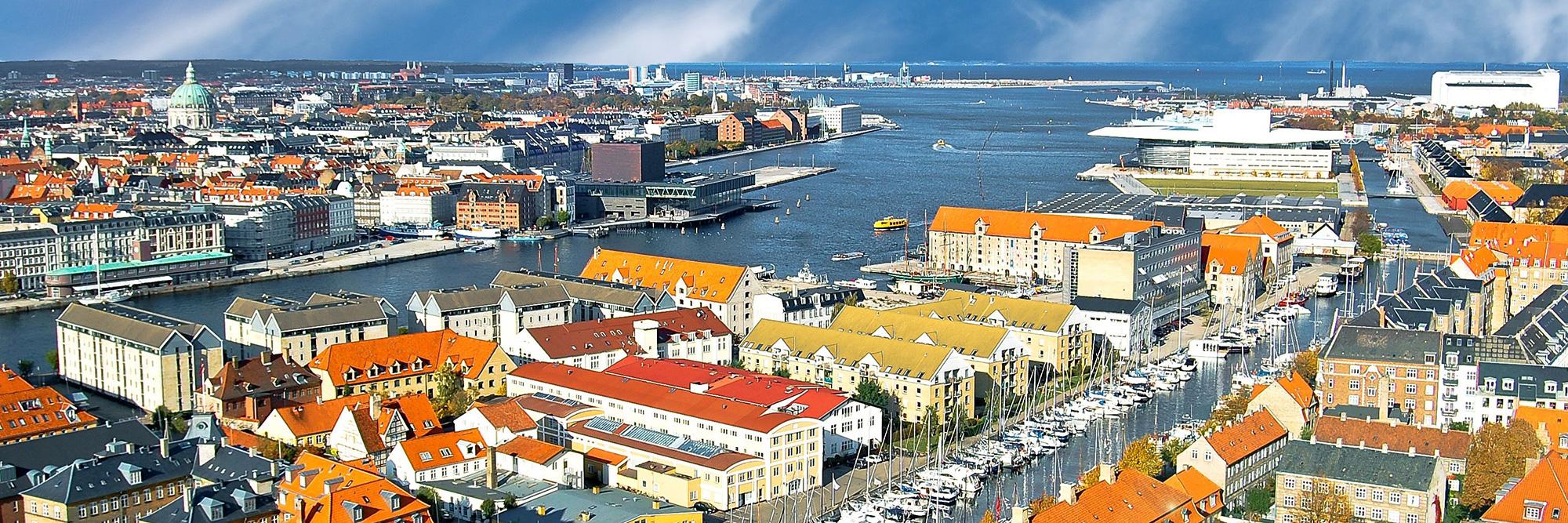 Croisière sur les canaux de Copenhague