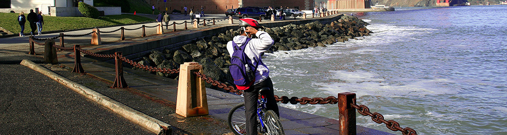 Explorer San Francisco en vélo