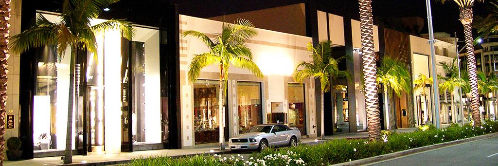 Tour privatisé de Hollywood en limousine