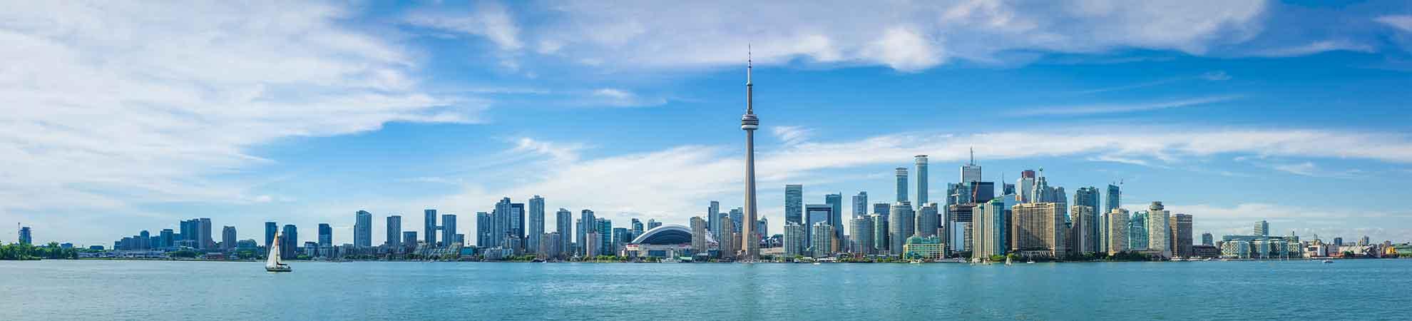 Visite de la CN Tower