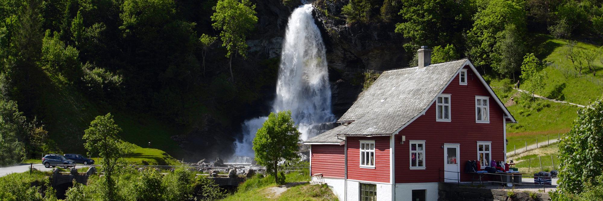 Steindalsfoss