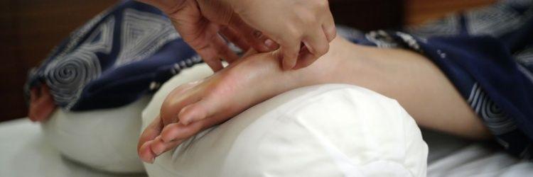 Massage traditionnel en Chine