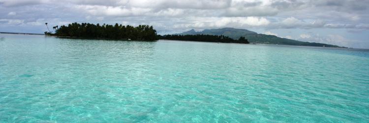 A la découverte du lagon de Tahaa avec pique nique sur motu