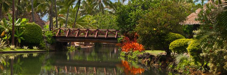 Tahiti et ses senteurs tropicales