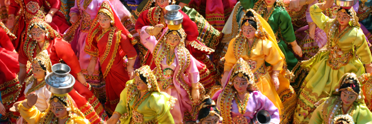 Spectacle de danses Rajasthanies