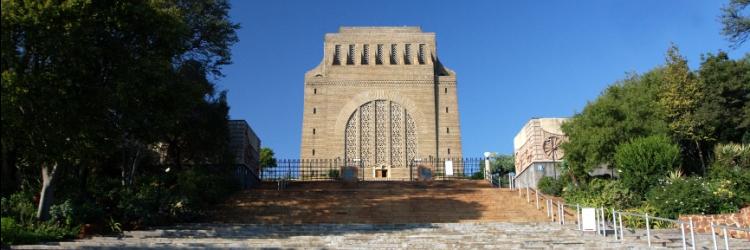 City Tour de Pretoria