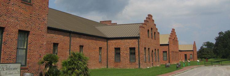 La fabrique de Tabasco à Avery Island