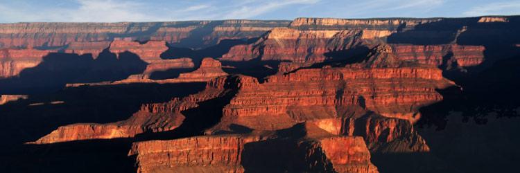 Survol en hélicoptère de grand canyon