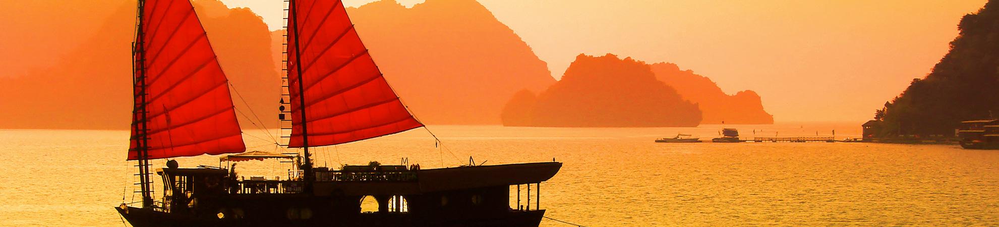 Comment aller au Vietnam en bateau ?