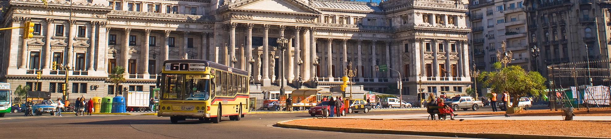 Comment se déplacer pendant votre séjour en Argentine