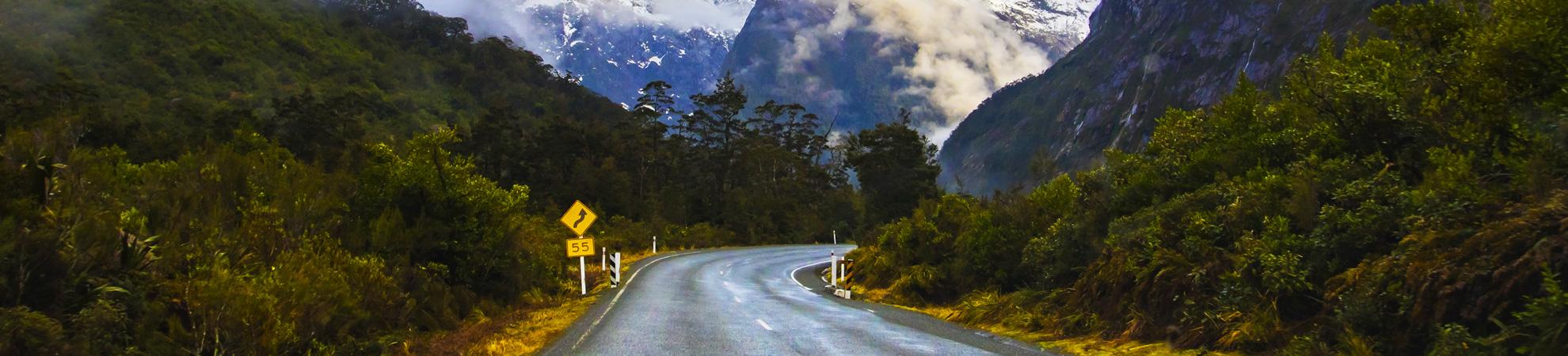 Comment se déplacer pendant votre séjour en Nouvelle-Zélande