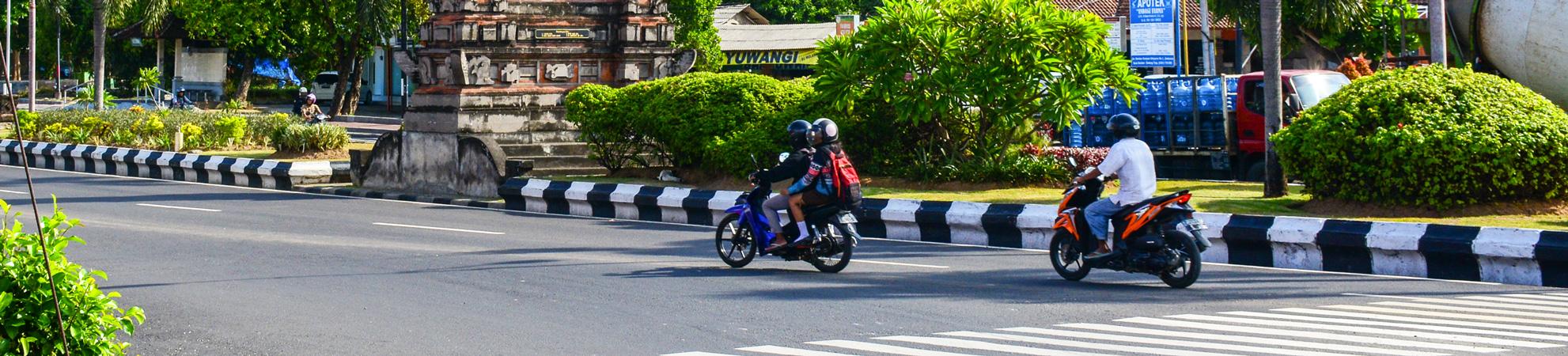 Comment se déplacer pendant votre séjour à Bali