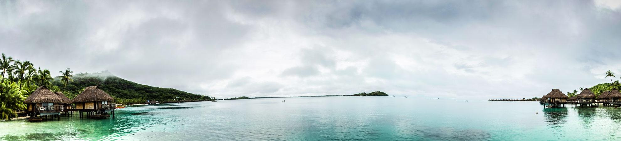 Polynésie : les dangers sur place