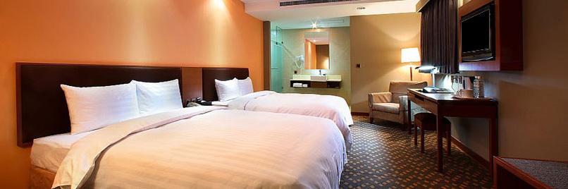 Forte's Orange Hotel - Taichung