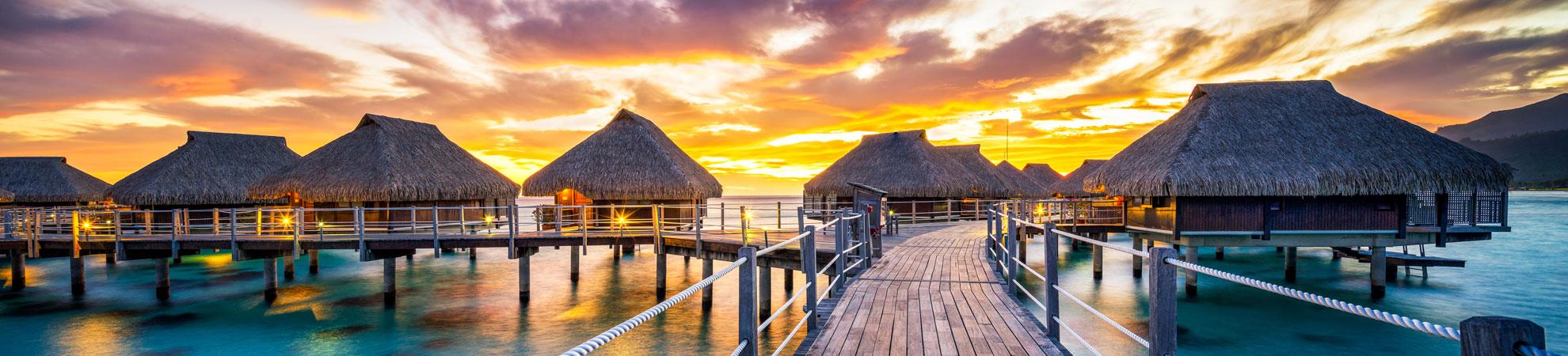 Quel guide de voyage choisir pour son circuit en Polynésie