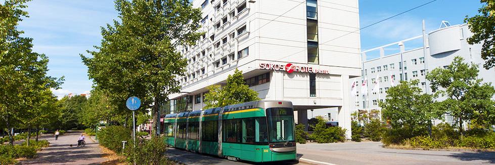 Hotel Sokos Pasila - Helsinki