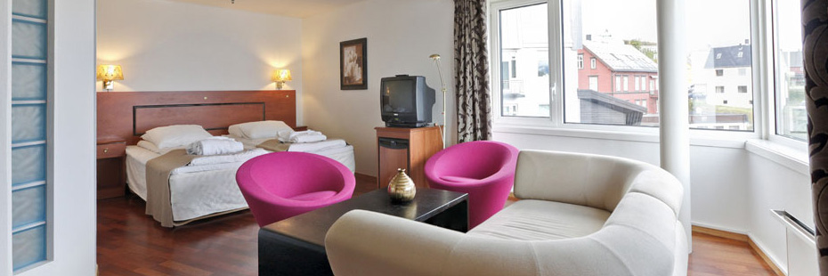 Thon Hotel Harstad - Harstad