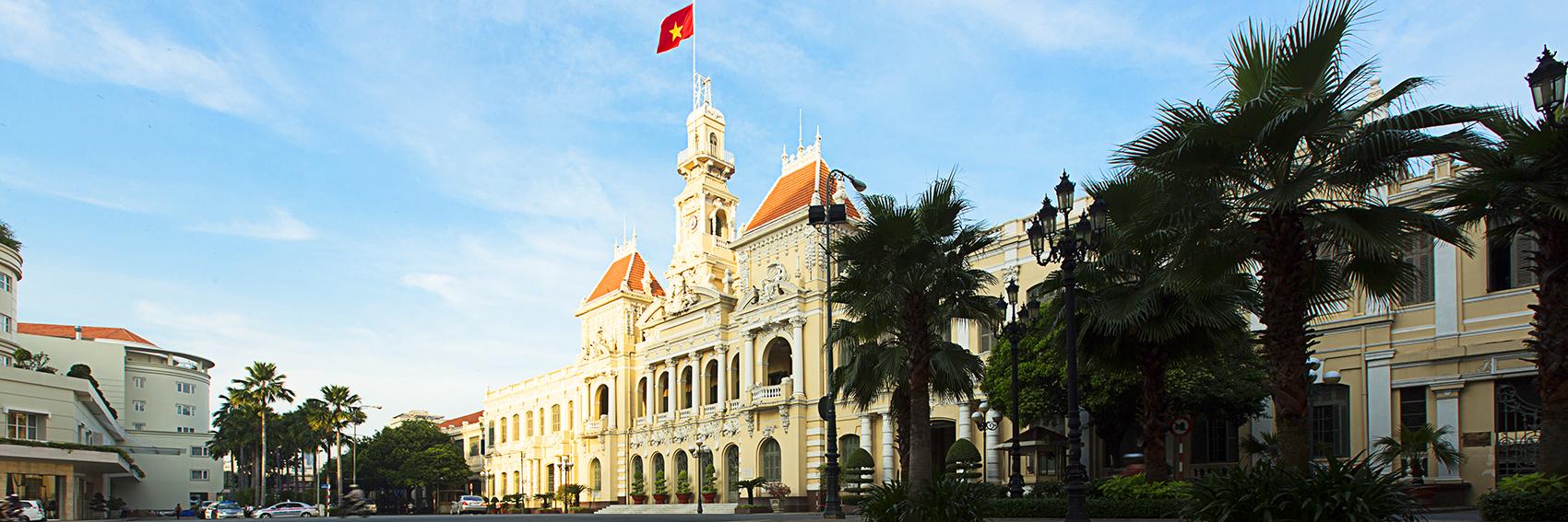 Vien Duong - Hô Chi Minh Ville