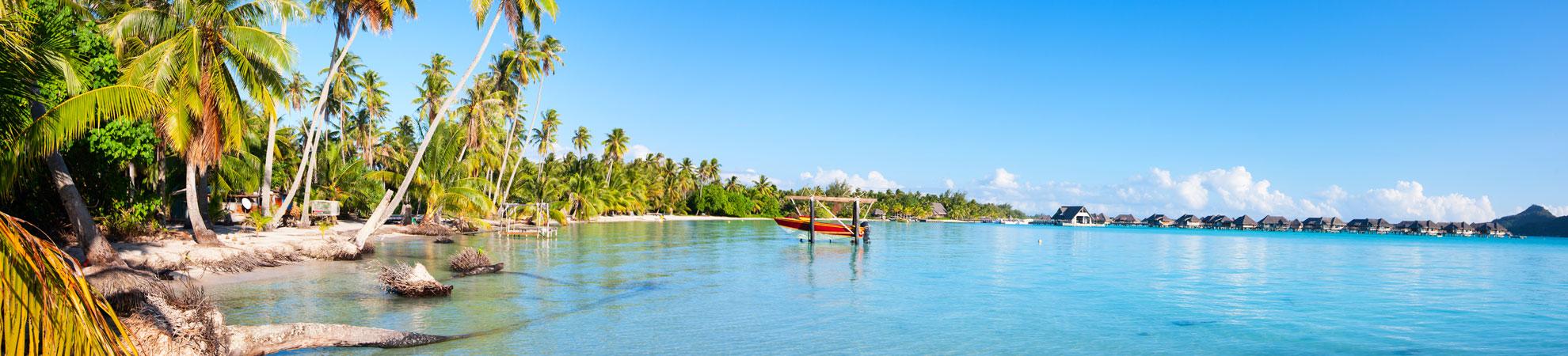 Les hôtels en Polynésie
