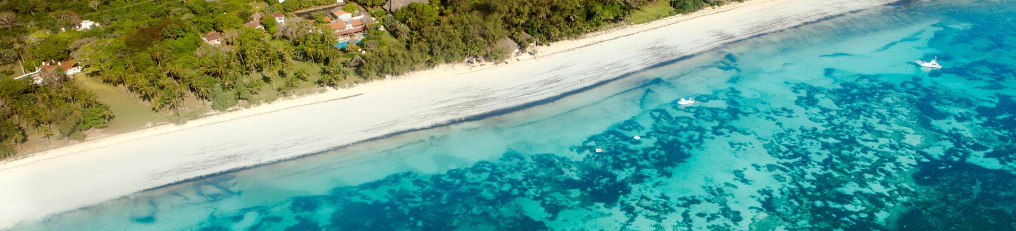 Kenya plage