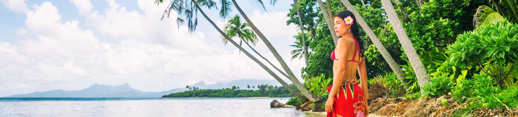 Le climat de la Polynésie
