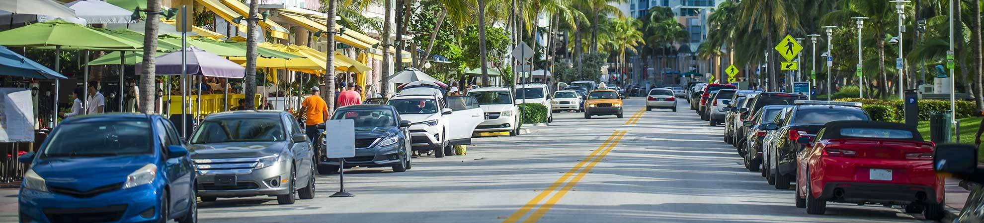 Location de voiture Miami
