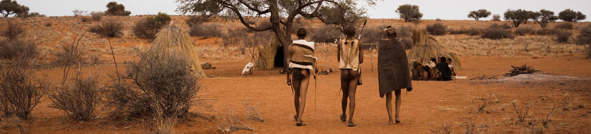 Visite d'un village Himba