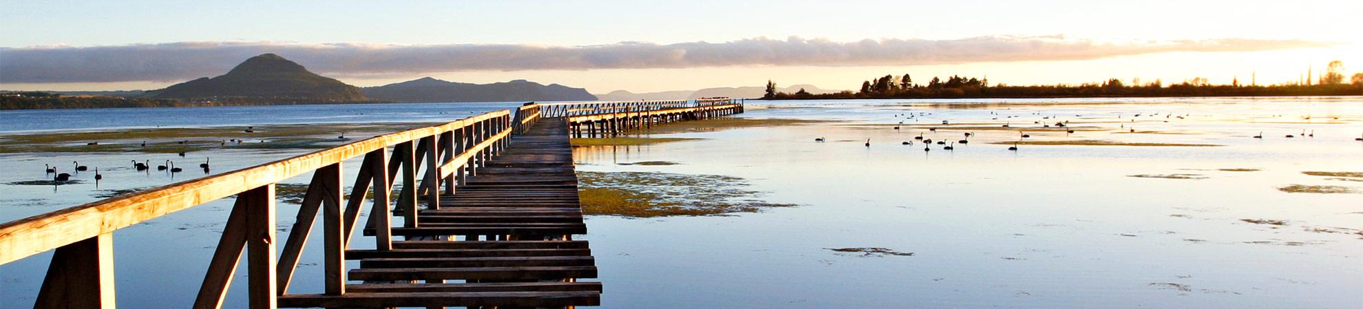 Croisière sur le Lac Taupo