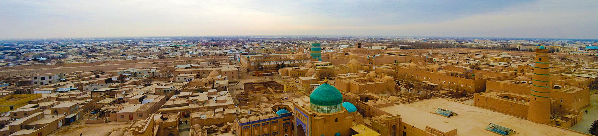 Tourisme en Ouzbekistan