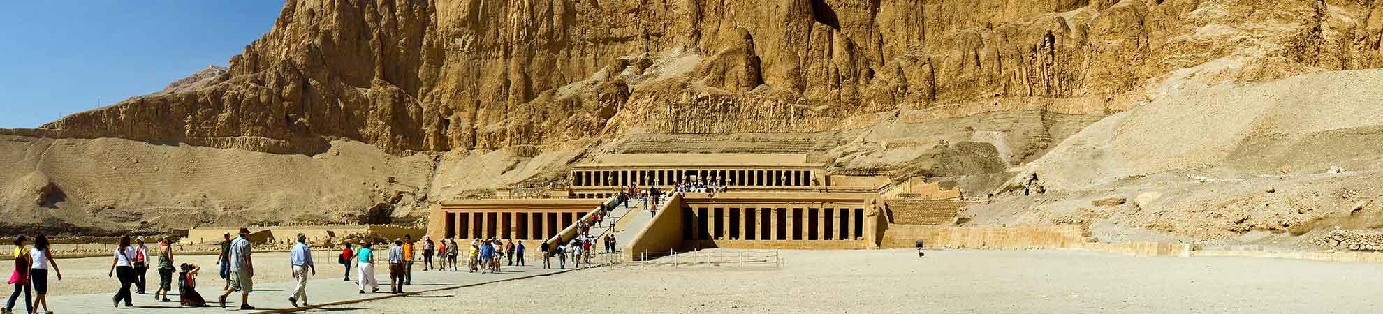 Partir en Egypte