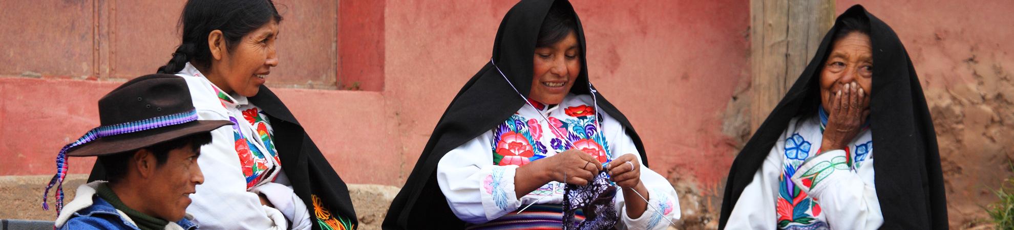Population du Pérou