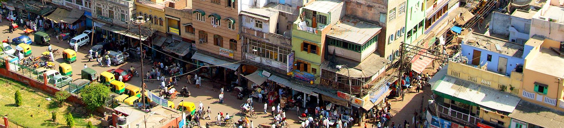 Niveau de vie en Inde