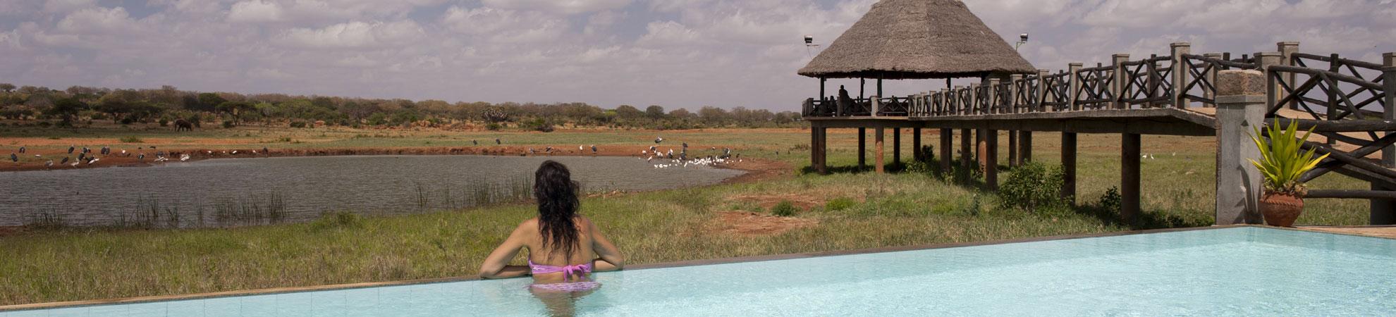 Séjour Kenya safari et plage