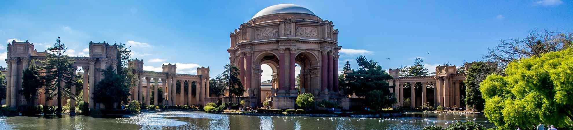 Séjour San Francisco - Etats-Unis