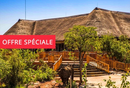 Séjour en lodge 5* : safaris, culture et farniente