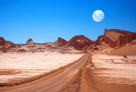 Argentine – Chili : Au plus près des étoiles