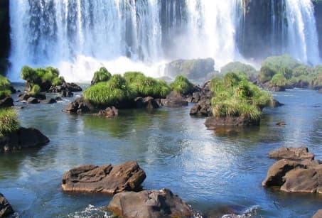 Extension : Les chutes d'Iguazu