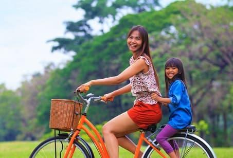 La Thaïlande à vélo