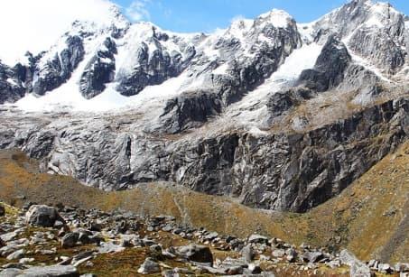 Pérou : Trek des Ausangates