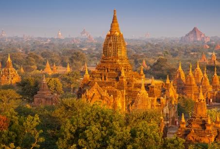 Au cœur de la Birmanie