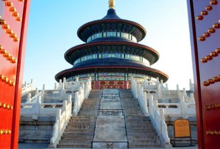 La Chine sans visa