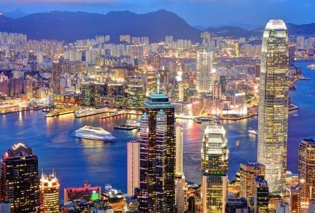 Hong Kong, chic et branchée