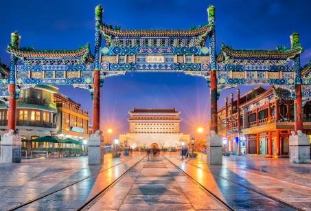 La Chine en hébergement de luxe