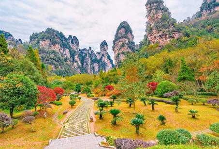 Minorités et paysages du Guizhou et du Hunan
