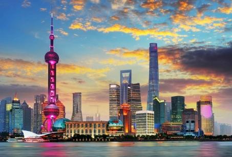 Shanghai, l'effervescente
