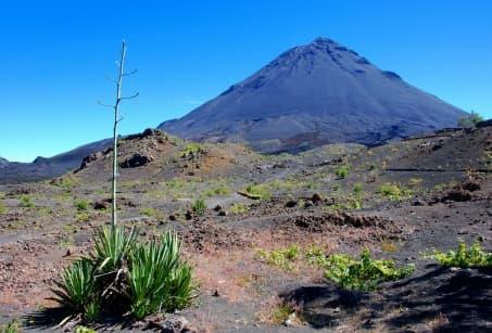 Au cœur du Cap vert, volcans et plages dorées