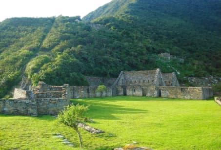 Pérou : Citadelle oubliée de Choquequirao