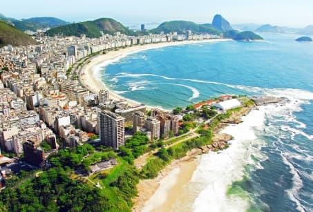 Plein soleil sur Rio !