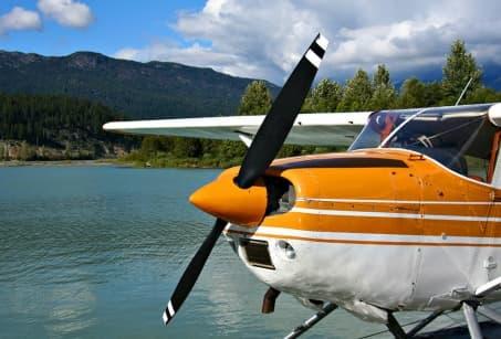 Aventure en hydravion au Yukon